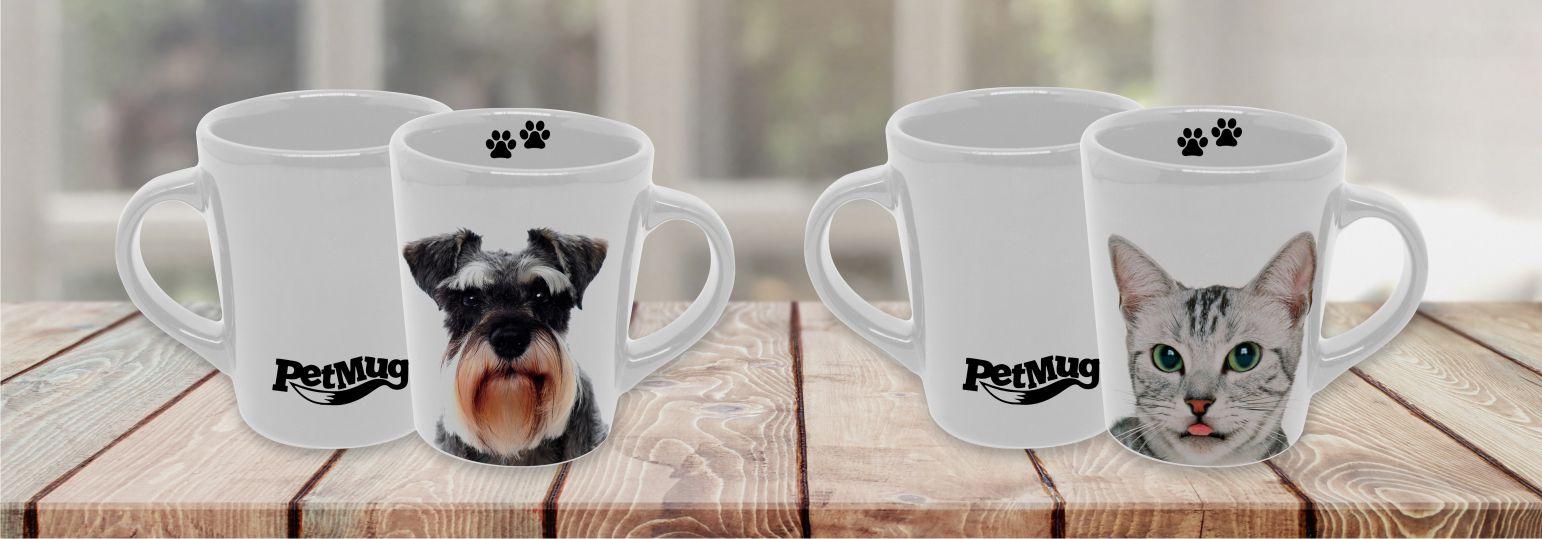 Coleção PetMug Raças