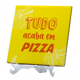 Azulejo pizza