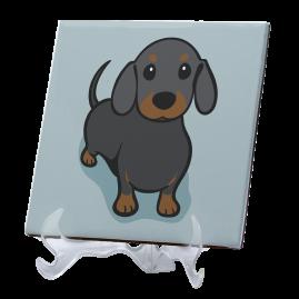 Azulejo cachorro