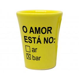 Shot moser Amor no bar