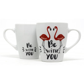 Caneca Be With You