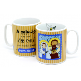 Caneca Sagrada Família