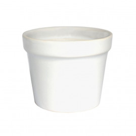 Vaso pequeno branco