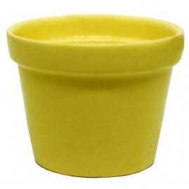 Vaso Grande Amarelo