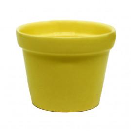 Vaso Médio Amarelo
