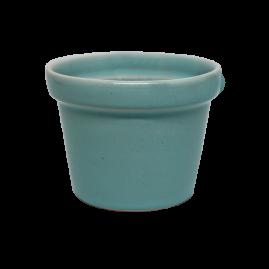 Vaso pequeno azul