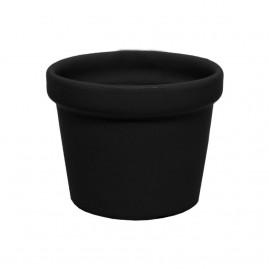 Vaso pequeno preto